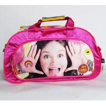 Bolso Cartera Serie Disney Soy Luna Rollers Niñas Original