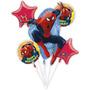 Globos Spider Man Hombre Araña *5