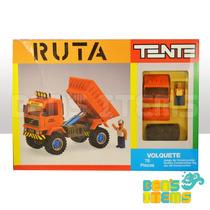Tente Ruta Volquete Exin 1990 Nuevo!!!