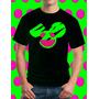 Camisetas Todas Las Tallas Estampado Personalizado Dj Musica