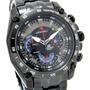 Reloj Casio Ef - 550 - Red Bull Black - Original - Garantía