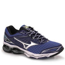 Tênis Running Masculino Mizuno Wave Creation 18 - Azul