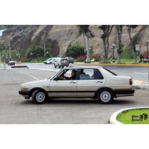 Vendo Carro Jetta Mk2 Vw Dual Glp Y Gasolina Listo Paranotar