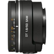 Lente Sony Sal-50f18 Af 50mm F/1.8 Dt Slrs Digitais Alpha