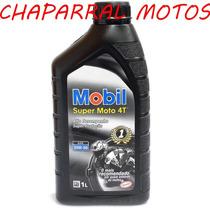 Óleo Móbil Super Moto 4t 20w-50 Para Motores 4 Tempos