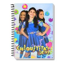 Caderno Chiquititas 1 Materia