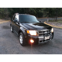 Ford Escape Impecable Limited Piel 2010 Maximo Equipo