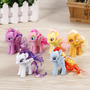 My Little Pony Pony Figuras De Goma
