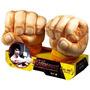 Bruce Lee Activados Por Movimiento Puños Del Dragón Felpa Ju