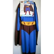 Halloween Superman Disfraz Original Para Niños
