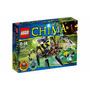 Lego Chima 70130 El Cazador Arácnido De Sparratus