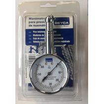 Medidor Presion Aire Neumatico 0 - 60 Psi / 0 - 4 Bar