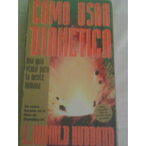 Dianetica Libro+vhs L. Ronald Hubard