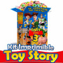 Toy Story Kit Imprimible Toy Story Editable Cajitas Armables