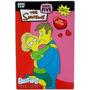 Figura Pequeña Coleccionable De Los Simpsonskinner Y Krabapp