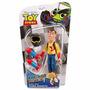 Toy Story Woody Rcs Race Turbo Rockets 17.5 Cms