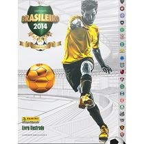 Figurinhas Campeonato Brasileiro 2014 Avulsas