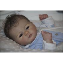 Bebê Reborn Corpo Inteiro Vinil Siliconado Menino Barato