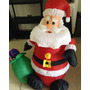 Santa Claus Inflable Electrico