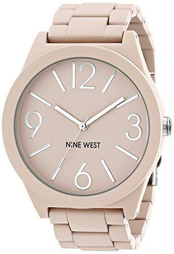 Relógio De Pulso Feminino Nine West Rosa - R  89,90 em Mercado Livre 4ab6227b05