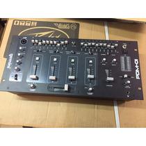 Mixer Dj Gemini Pdm01 6 Canales Con Ecualizador Grafico