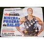 Póster Afiche Película Niñera A Prueba De Balas Vin Diesel