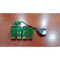 Chip Epson Xp320 Xp420 Wf2630 Wf2650 Wf2660 Cartuchos 220