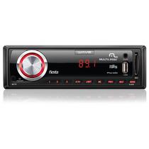 Mp3 Player Automotivo Wave Fiesta Color Usb/sd/au Multilaser