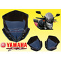 Cupula Para Yamaha Fz-s Parabrisas Acrílico Yamaha Fz16 @tv