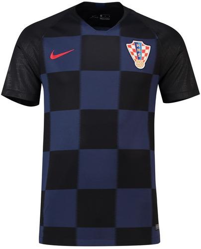 42126196c Camisa Seleção Da Croácia - Uniforme 2 - 2018 - Frete Grátis - R ...