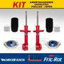 2 Amortiguadores Delanteros Fric Rot + Kit Chevrolet Corsa