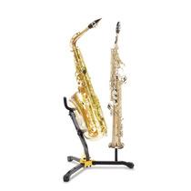 Suporte Sax Alto Tenor Sax Soprano Combinado Hercules 8277