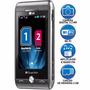 Celular Lg Gx500 Preto C/ Dois Chips,cam 3.2 Wi-fi,fm,mp3