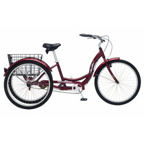 Triciclo Bicicleta Adulto Schwinn Meridian Single Speed