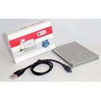 Case Externo 2.5 Disco Duro Sata Laptop Usb 2.0 Hitachi