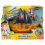 Barco Pirata De Jake Con Garfio Hook