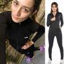 Conjunto Fitness: Campera + Calza - Fitness Point Mujer