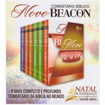Novo Comentário Bíblico Beacon Editora Central Gospel