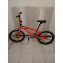 Bicicleta Bmx Mongoose Usada Casco Fox Incluido Cancún Qroo