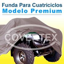 Funda Cobertor Cubre Cuatri, Cuatriciclo Impermeable Grueso