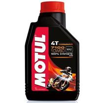Óleo Moto 4t Motul 7100 10w60 Sintético 1l
