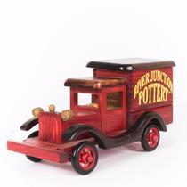Caminhão Antigo De Madeira