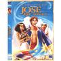 Dvd Jose O Rei Dos Sonhos/original/dublado/usado
