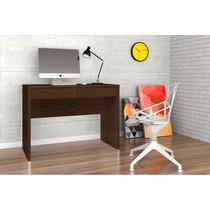 Escrivaninha Mesa Para Computador 6080 Cor Imbuia
