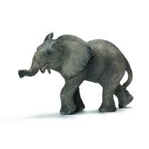 Schleich Jugete Elefante Africano Bebé Color Gris
