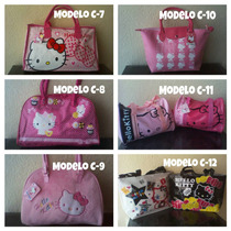 Carteras De Hello Kitty (marca Sanrio, Originales)