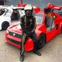 Macacão Kart Lentz