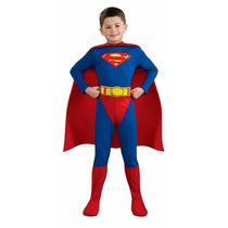 Disfraz Superman Niño Traido De Usa