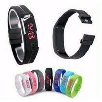 Relógio Pulseira Nike Digital Led Bracelete Academia