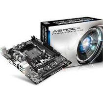Kit Fm2a55m-vg3+ Fm2 + Cpu A4 6300 Radeon Hd8370 + 8gb Ddr3!